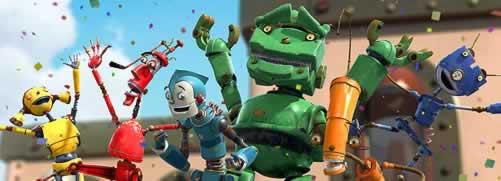 Robots, de 20th Century Fox