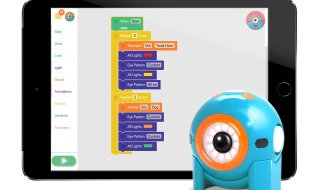 Robot educativo Dot