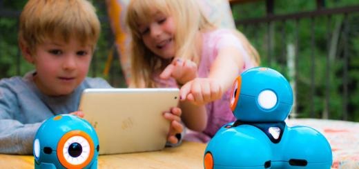 Por qué la robótoca educativa gusta tanto a los niños