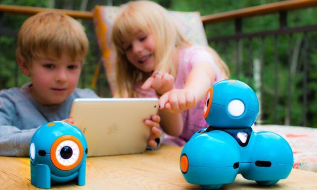 ¿Por qué la robótica educativa le gusta tanto a los niños?
