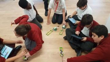 Utiliza la robótica para aprender matemáticas y ciencias naturales