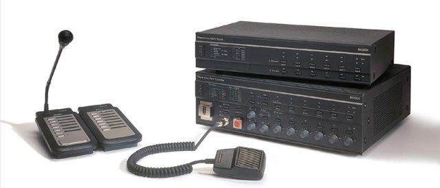 Bosch Plena Voice Alarm