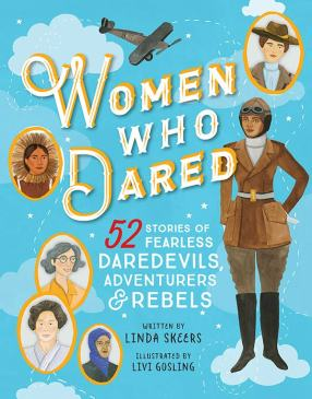 Women who Dared cover