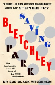 Saving Bletchley Park Book Cover