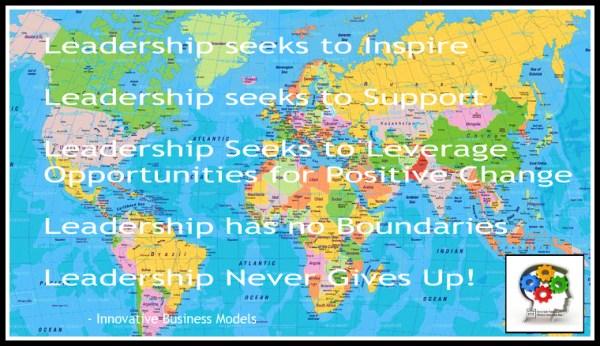 Leadership Inspiration Goals
