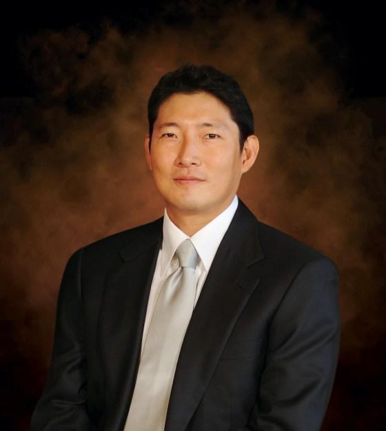 Hyun-Joon Cho, presidente da Hyosung.  © Hyosung.