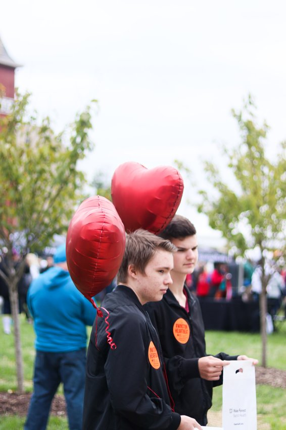 American Association Heart Walk-17