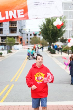 American Association Heart Walk-67