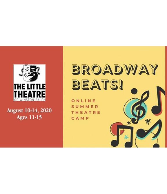broadway beats summer camp