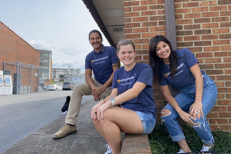 Soy Emprendedor leaders help minority students develop entrepreneurial mindsets.