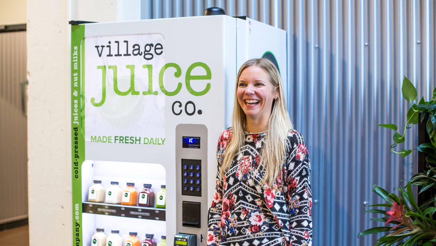 Village Juice is a local business that grew thanks to the Winston-Salem startup ecosystem and community.