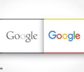 The New Google Logo 1