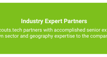 Announcing our First Industry Expert Partner