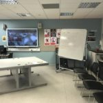 HCUC IOT Lab - featuring tensile machines and wind tunnels