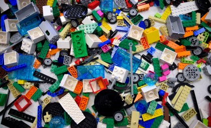 Not for Kids: How LEGO® SERIOUS PLAY® Can Help Your Team