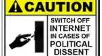 Reaching for the kill switch