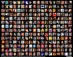 My social Network on Flickr, Facebook, Twitter...