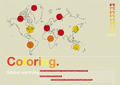 Global warming (some like it hot) / coloring p...