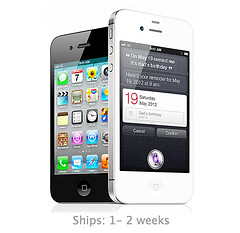 iPhone 4S Sold Out In 24 Hours