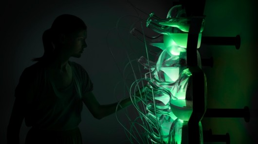 Philips Bio-light concept lights the home using bacteria