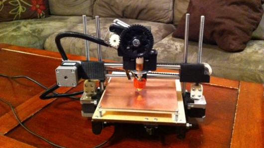 Printrbot has designs on making 3D printing simple
