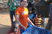 Teen's invention boosts solar panel output 40 percent