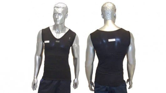Smart T-shirt to remotely monitor chronically ill patients
