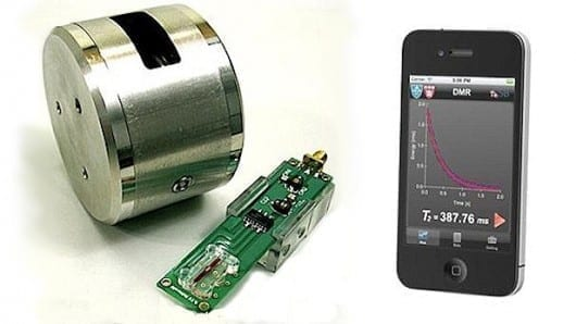 Handheld DMR spectrometer diagnoses cancer in an hour