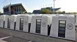 Reaction system promises versatile, cost effective emergency housing