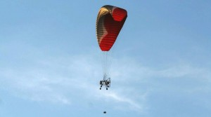 DARPA's New Aid-Delivering Robot Paragliders