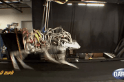 DARPA's CHEETAH smashes legged-robot speed record