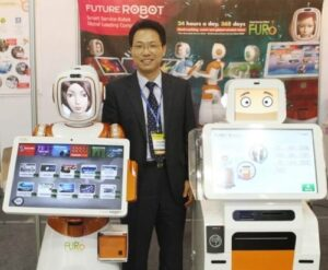 FURO – Intelligent and Interactive Robot