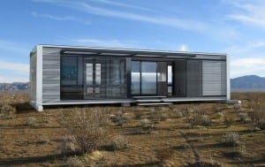These Gorgeous Sustainable Pre-Fab Houses Fit In A Shipping Container