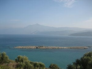 300px-Mount_Mycale_and_Mycale_Strait