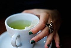 Green Tea Reduced Inflammation, May Inhibit Prostate Cancer Tumor Growth