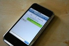 Garbled Text Messages May be the Only Symptoms of Stroke