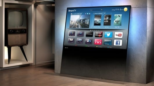 The 2013 Philips DesignLine puts a new slant on HDTV