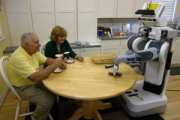 Older Adults Welcome Robots Help with Chores