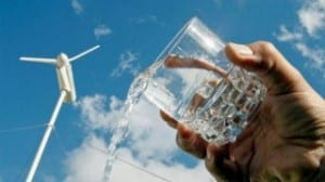 Water-making wind turbine on cusp of world revolution