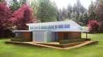 "Building An ""Engine"" To Power Any Prefab Solar House You'd Like"
