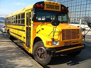 Teenager's Invention Saves Fuel for School Buses