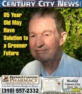 85 Year Old May Have Solution to a Greener Future
