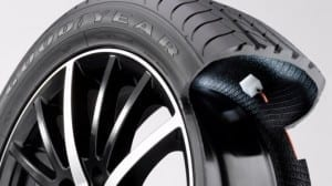 Goodyear's self-inflating tire tech for commercial vehicles leaves the lab