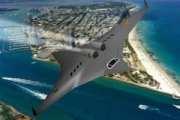 Aerospace Engineer's Supersonic, Futuristic Flying Wing Design Wins Prestigious NASA Grant