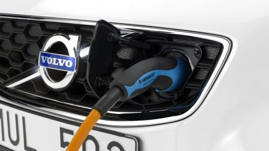 Siemens and Volvo bring EV charge times down to 90 minutes