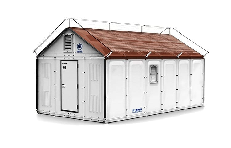 A New Ingeniously Designed Shelter For Refugees—Made By Ikea