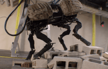 Military Lags in Push for Robotic Ground Vehicles
