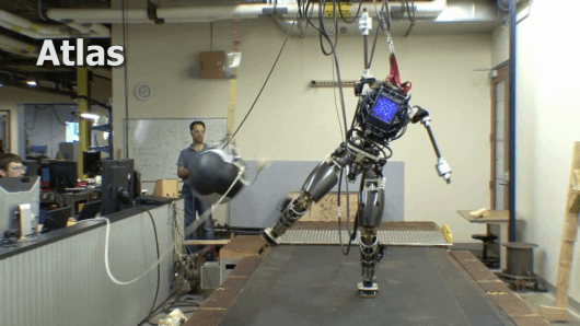 DARPA's ATLAS humanoid robot gears up for disaster response