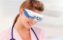 Eyes-On Glasses let nurses see patients' veins through their skin