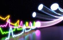 10 times more throughput on optic fibers